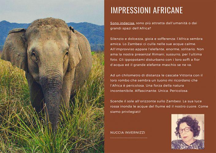 Impressioni Africane
